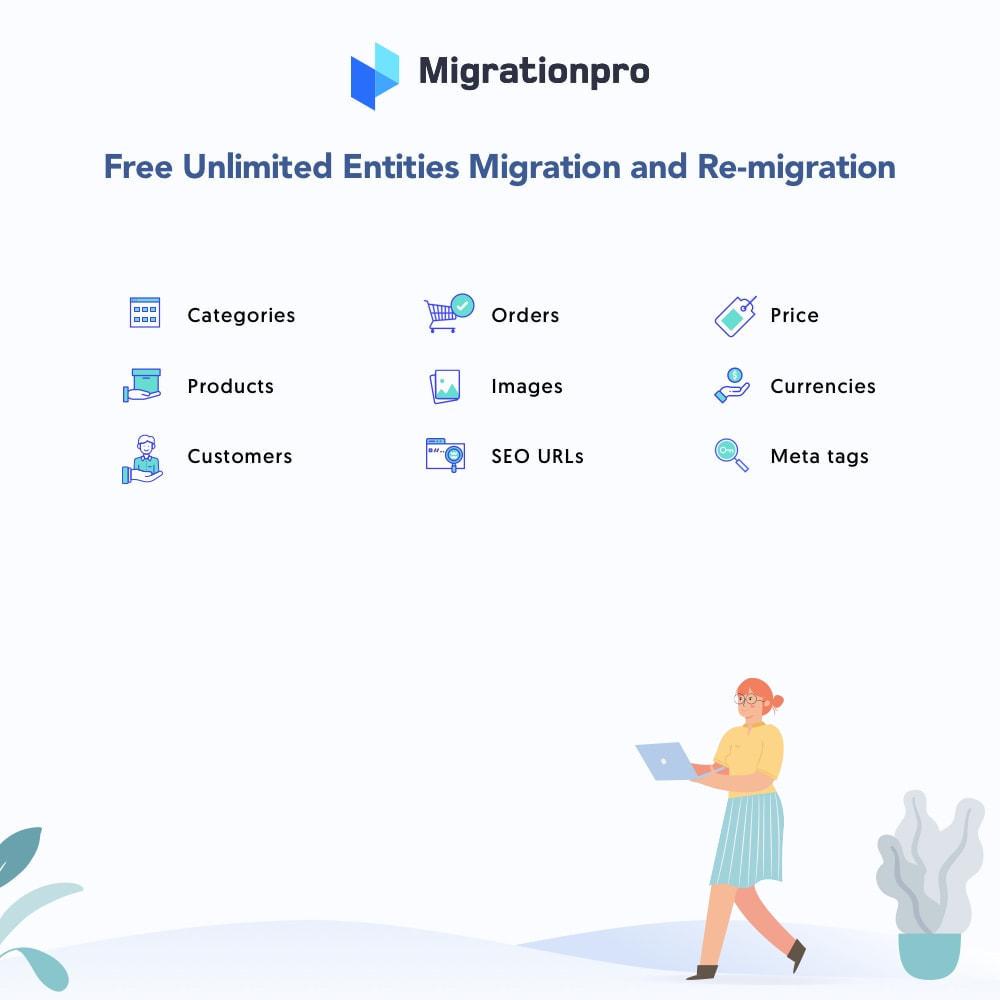 module - Migratie & Backup - MigrationPro: PinnacleCart to PrestaShop Migration tool - 2