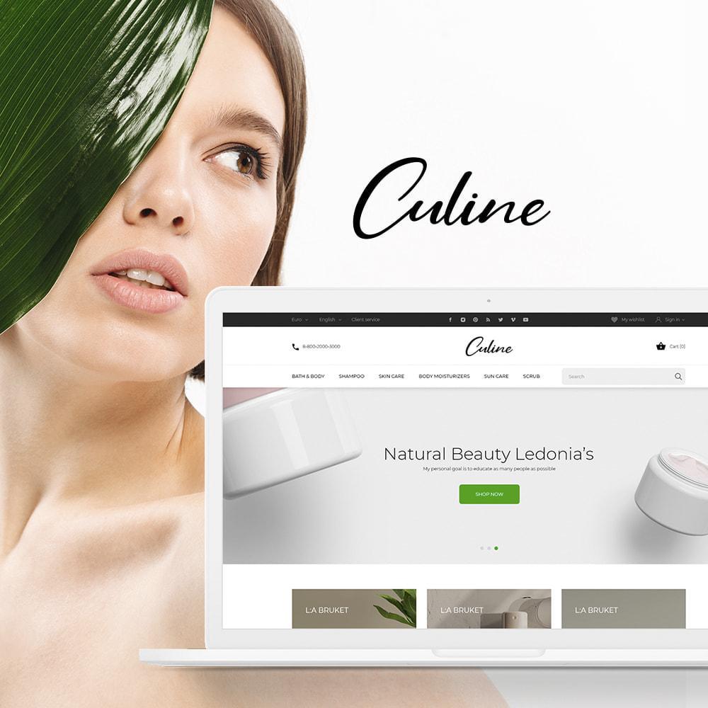 theme - Salud y Belleza - Culine Cosmetics - 1