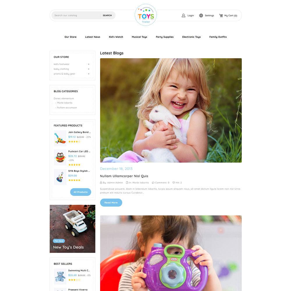theme - Kids & Toys - Toystrailer - The Kid Store - 7