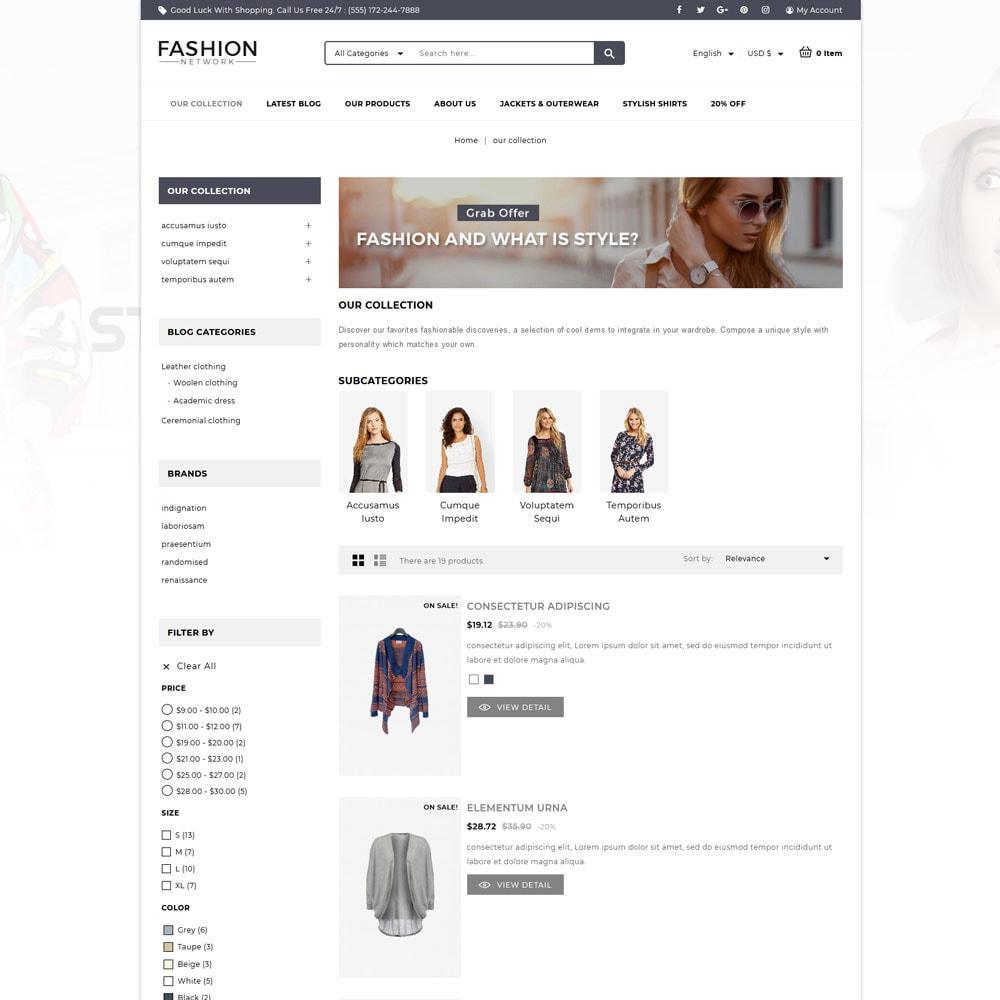 theme - Fashion & Shoes - FashionNetwork - The fashion store - 5