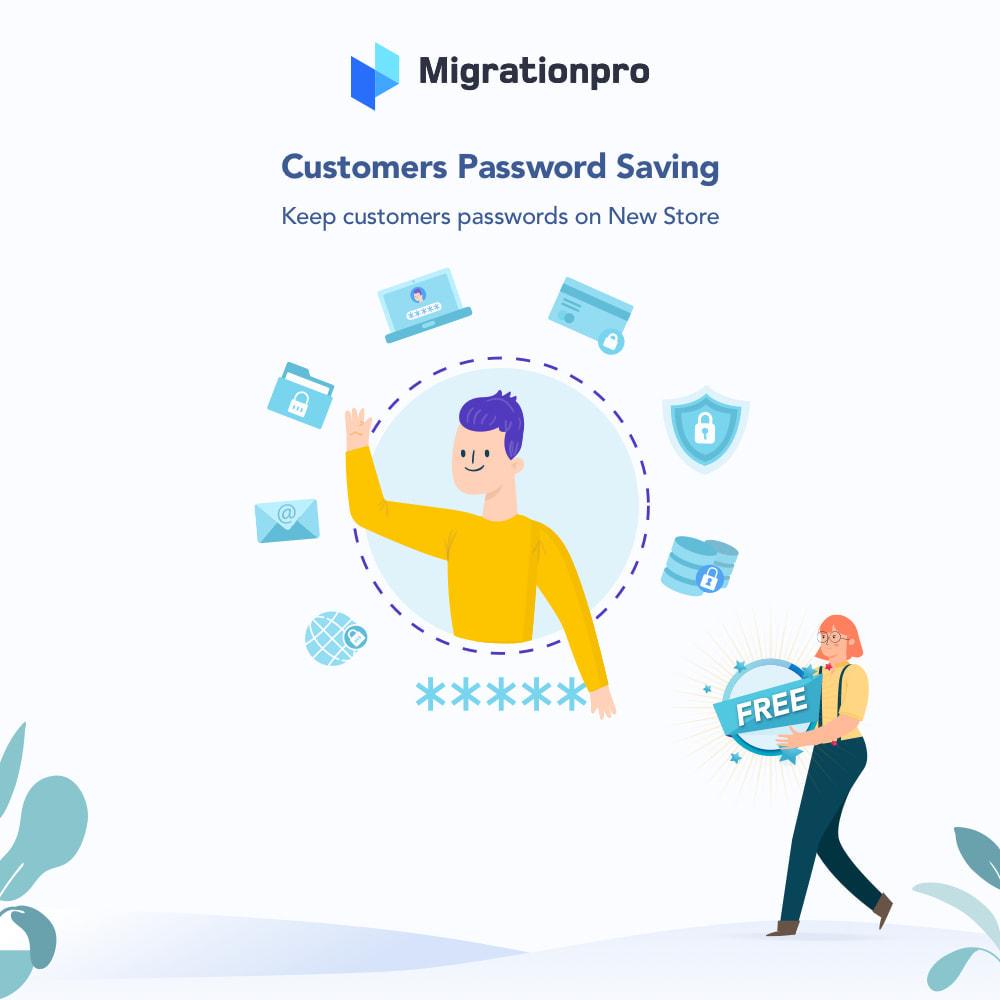 module - Data migration & Backup - MigrationPro: MijoShop to PrestaShop Migration Tool - 4