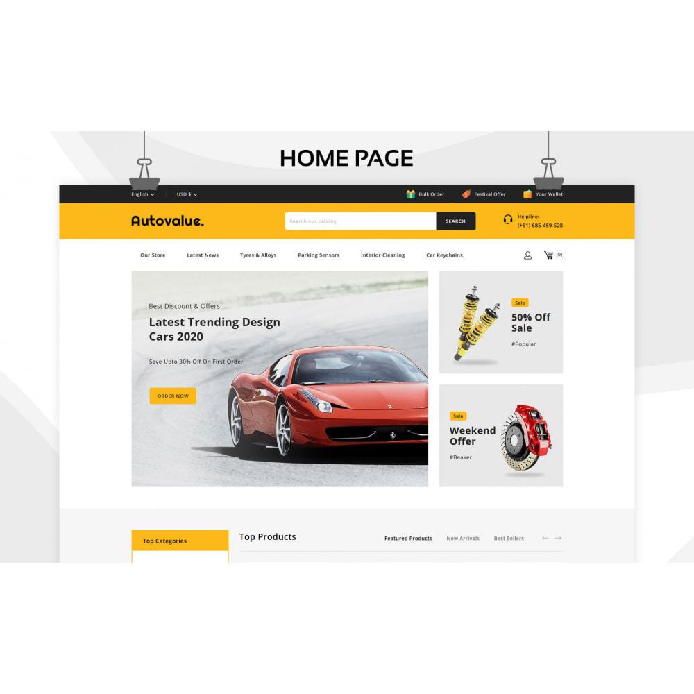 theme - Automotive & Cars - Autovalue - The Autoparts Store - 3