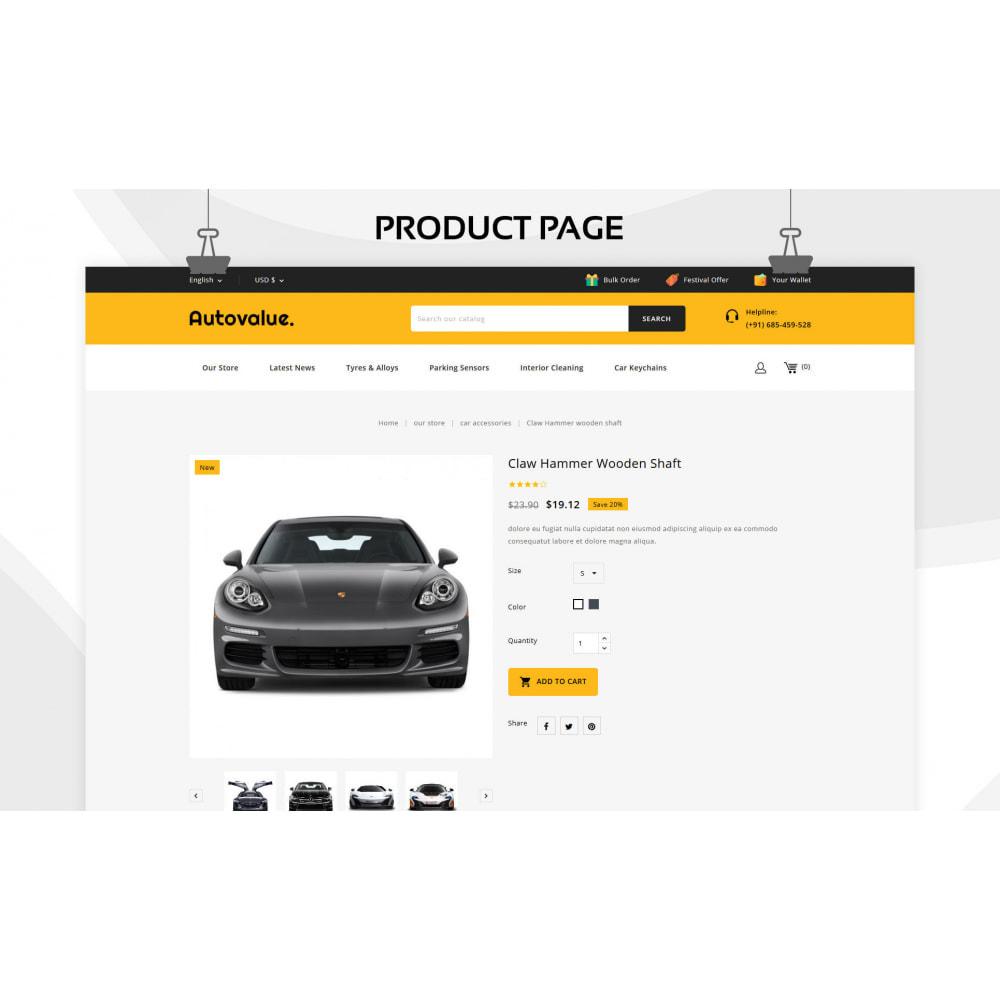 theme - Automotive & Cars - Autovalue - The Autoparts Store - 6