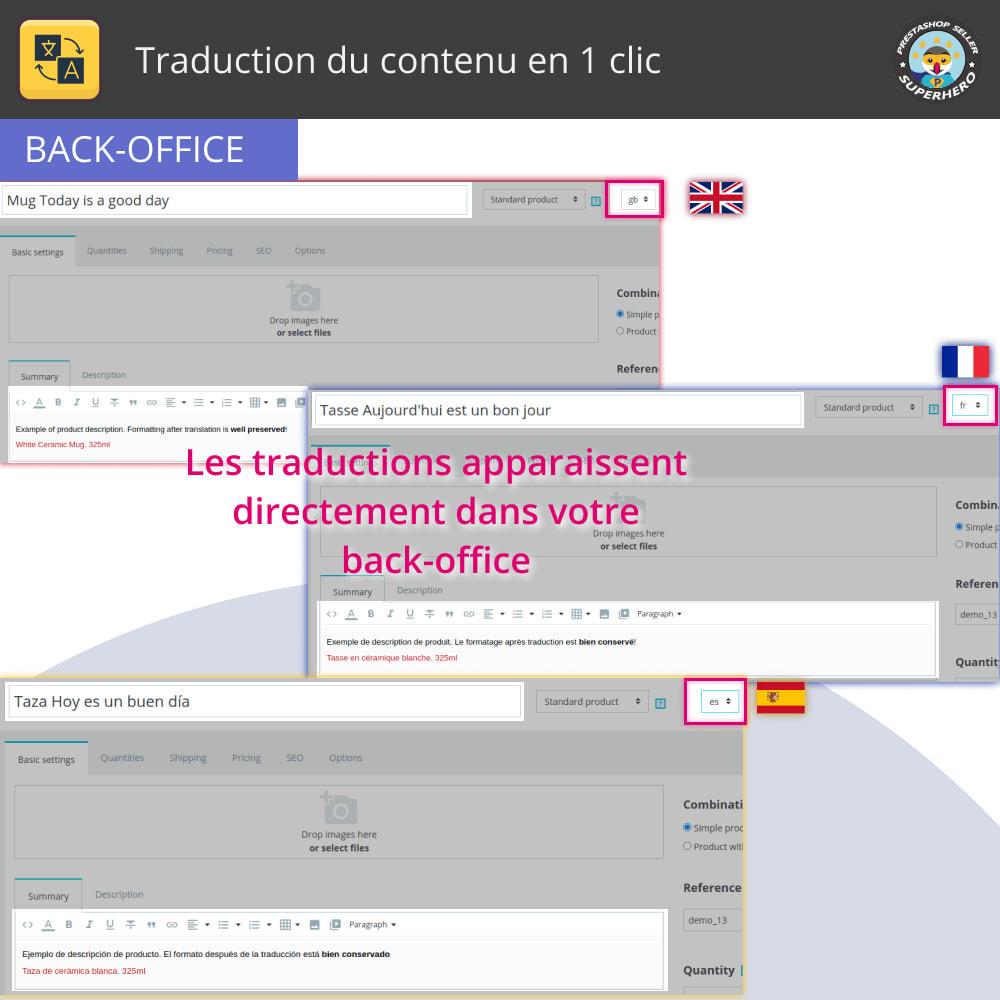 module - International & Localisation - Traduction du contenu en 1 clic - 5