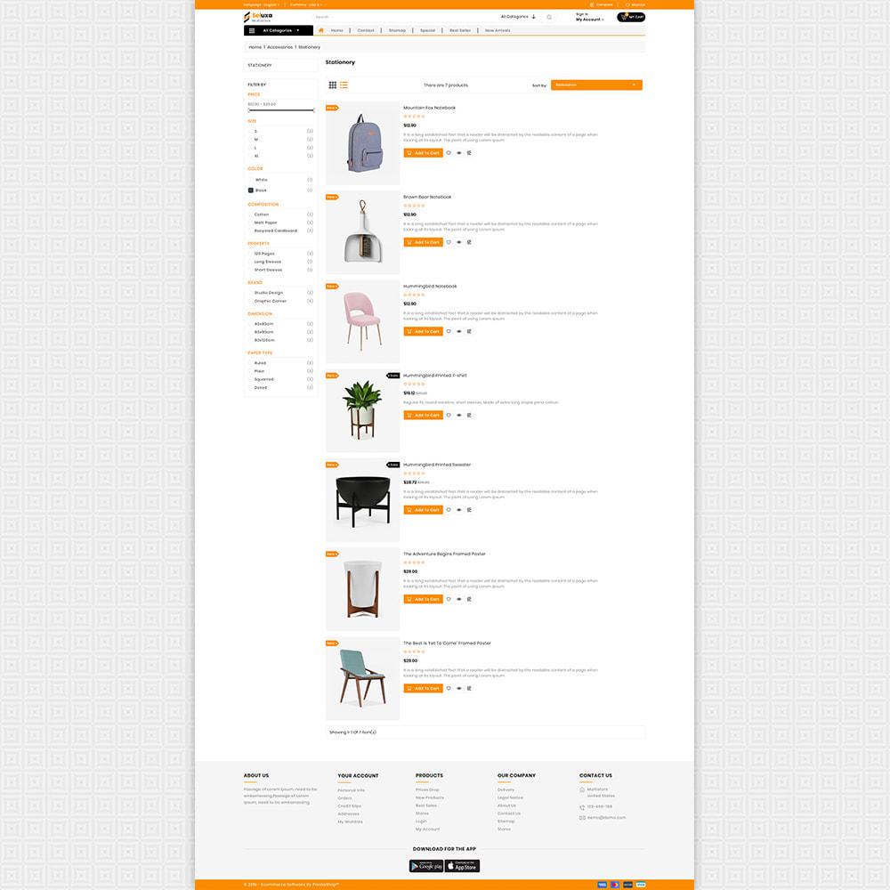 theme - Electronics & Computers - Sulexa - Multipurpose eCommerce Store - 4