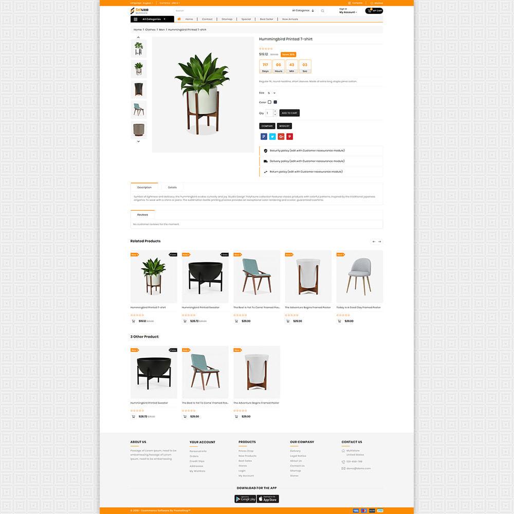 theme - Electronics & Computers - Sulexa - Multipurpose eCommerce Store - 5