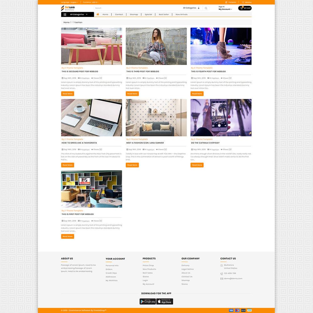 theme - Electronics & Computers - Sulexa - Multipurpose eCommerce Store - 6