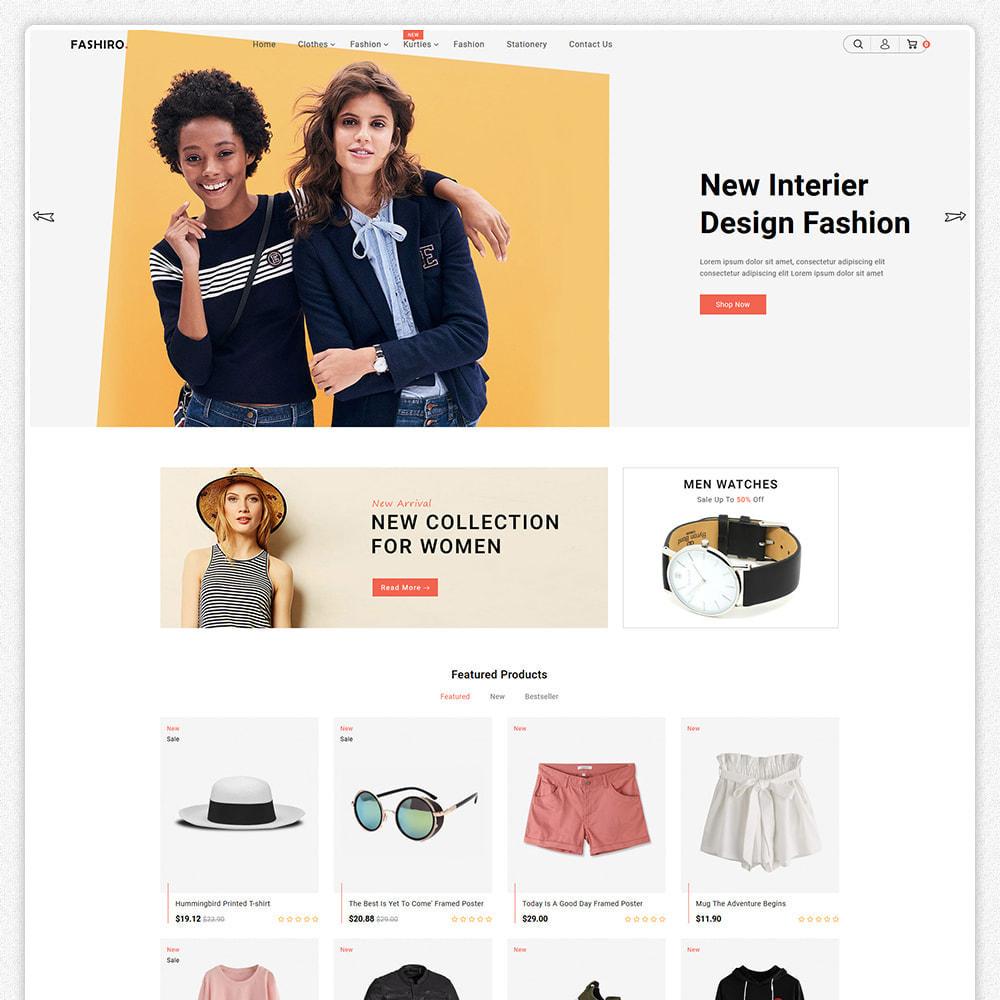theme - Fashion & Shoes - Fashiro - Mega Fashion Trend Store - 3