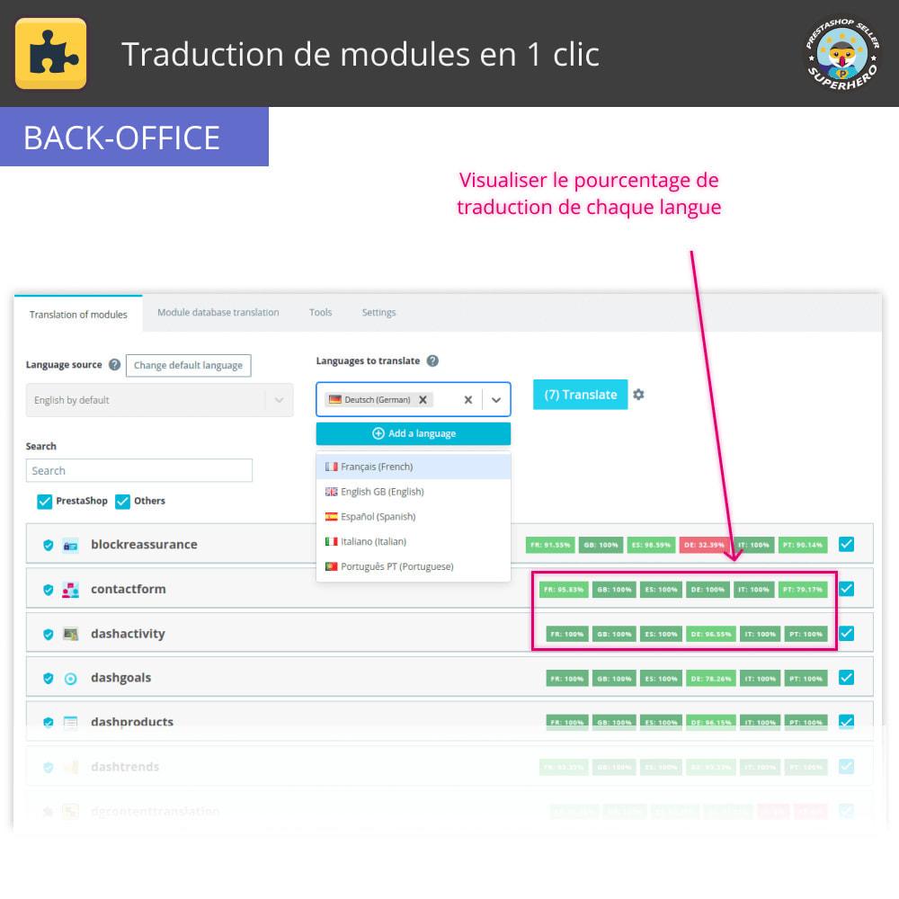 module - International & Localisation - Traduction de modules en 1 clic - 3