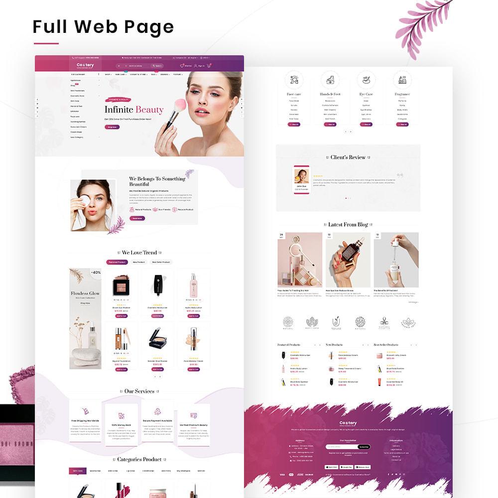 theme - Gesundheit & Schönheit - Costery Mega Cosmetics–Perfume Health–Beauty SuperStore - 2