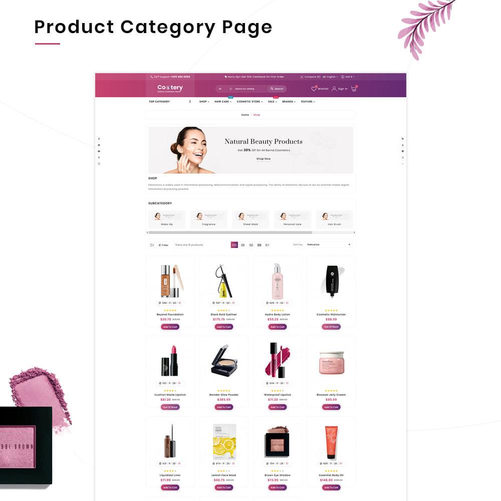 theme - Gesundheit & Schönheit - Costery Mega Cosmetics–Perfume Health–Beauty SuperStore - 3