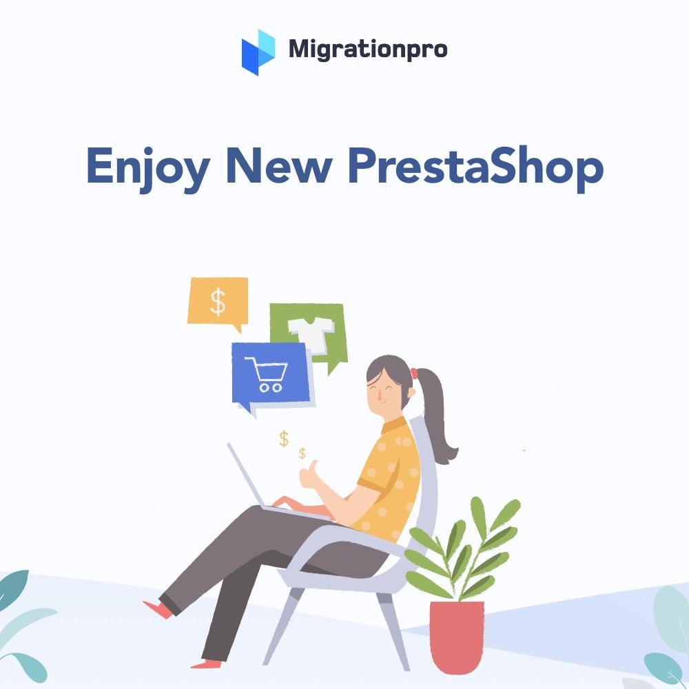 module - Data Migration & Backup - MigrationPro: AceShop to PrestaShop Migration tool - 10