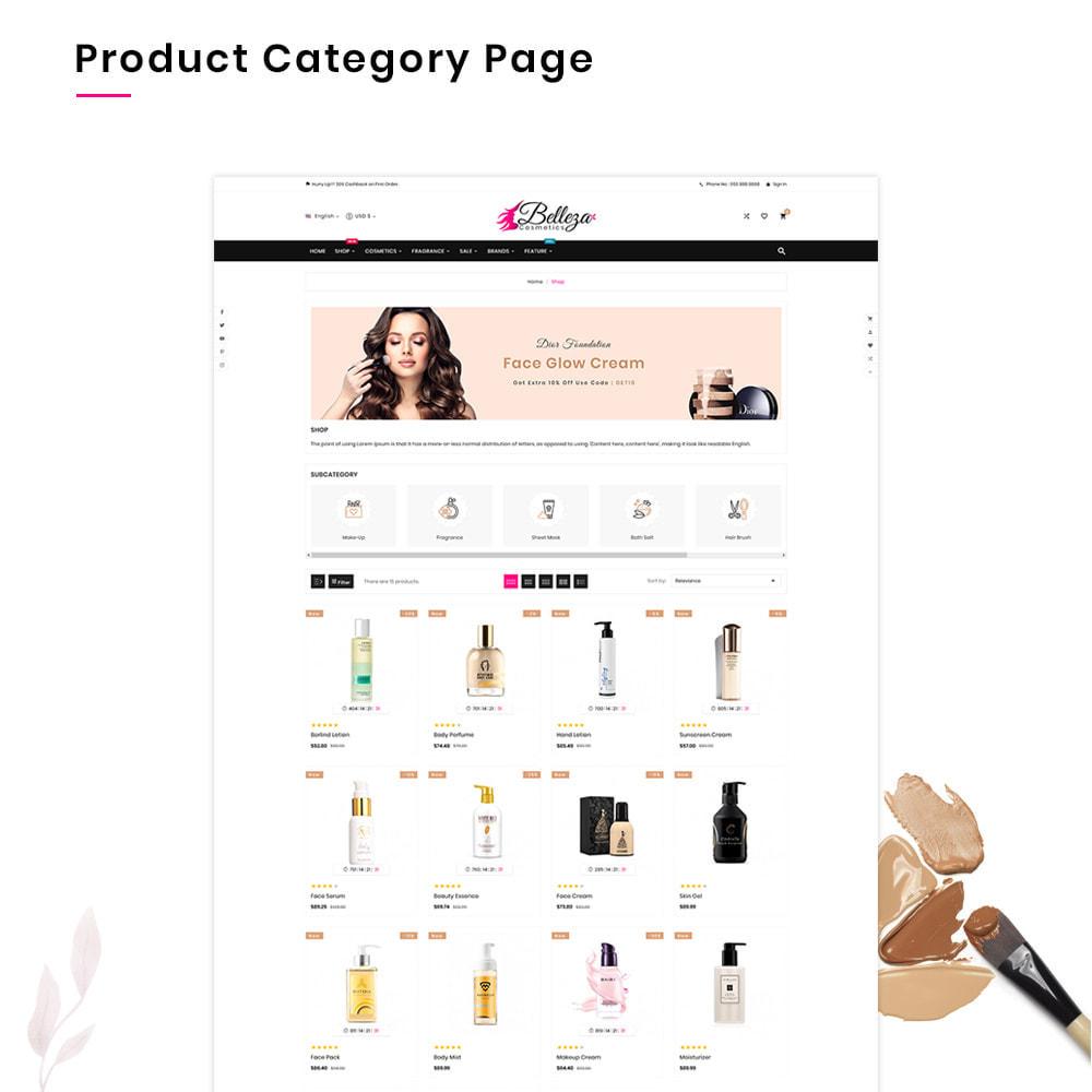 theme - Salute & Bellezza - Belleza Mega Ricco bellezza–Cosmetici Super Store - 4