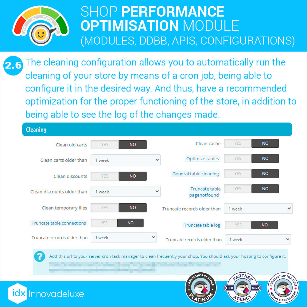 module - Повышения эффективности сайта - Performance - Optimising shop performance (UX / WPO) - 10