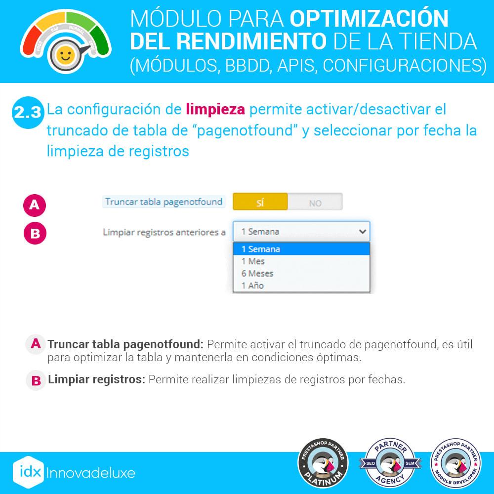 module - Rendimiento del sitio web - Performance - Optimización del rendimiento de la tienda - 7