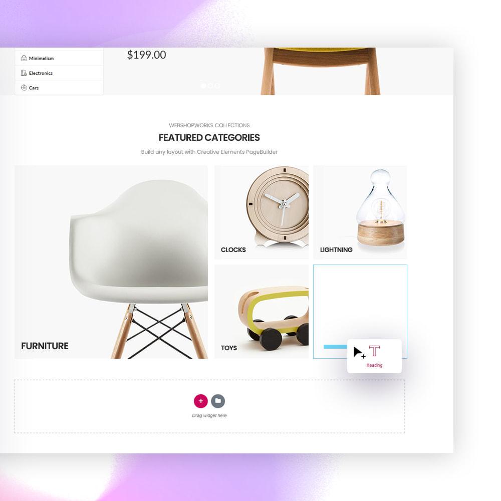module - Amministrazione - Creative Elements - live PageBuilder - 2