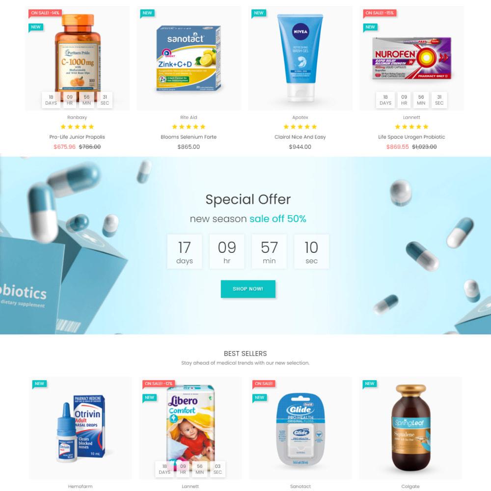 theme - Health & Beauty - Medicine - Health & Beauty, Cosmetics, Drug, Art - 3
