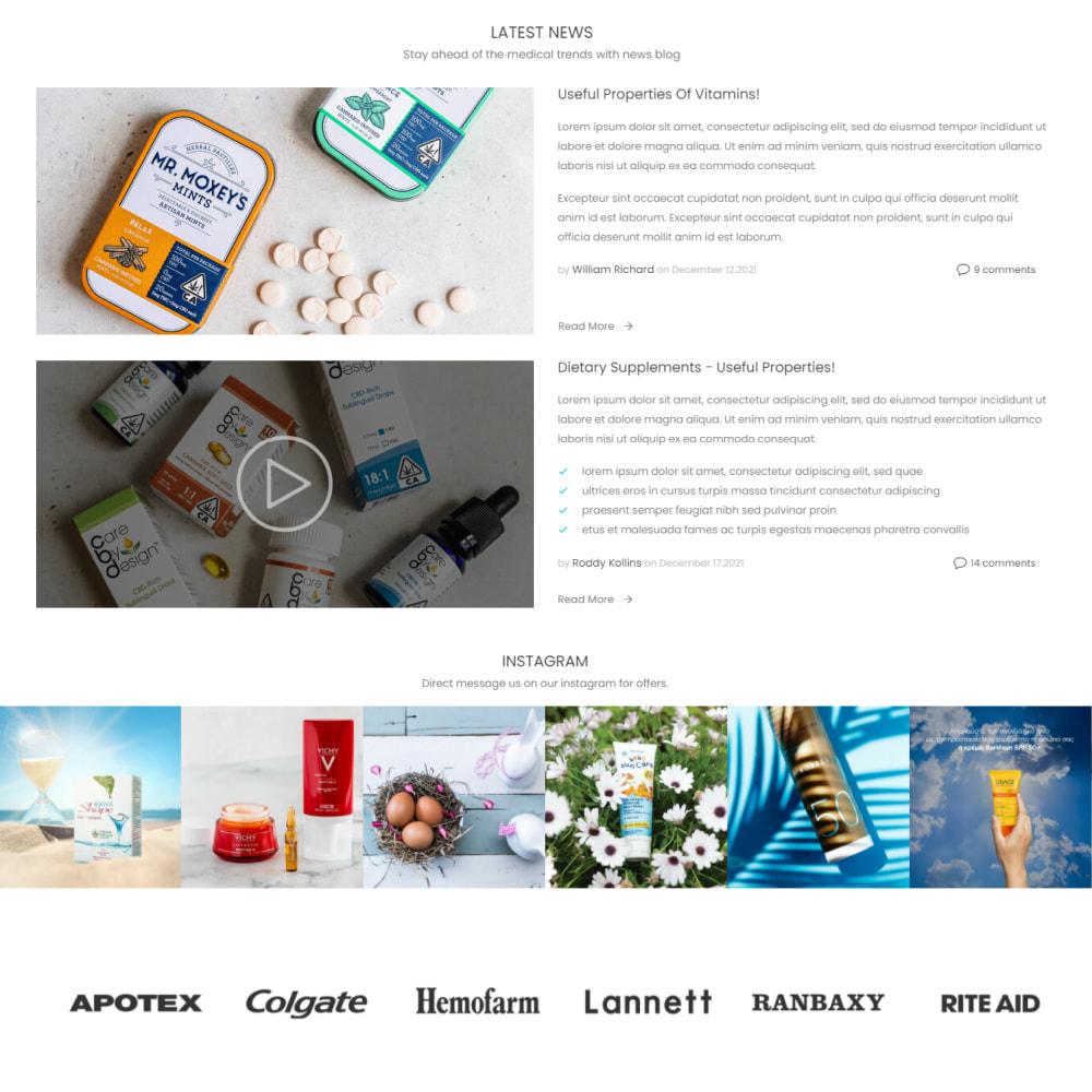 theme - Health & Beauty - Medicine - Health & Beauty, Cosmetics, Drug, Art - 4