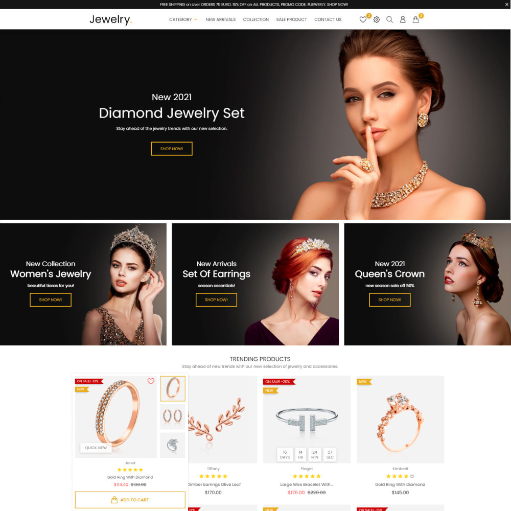 theme - Jewelry & Accessories - Jewelry & Accessories - Fashion, Watches, Design - 2