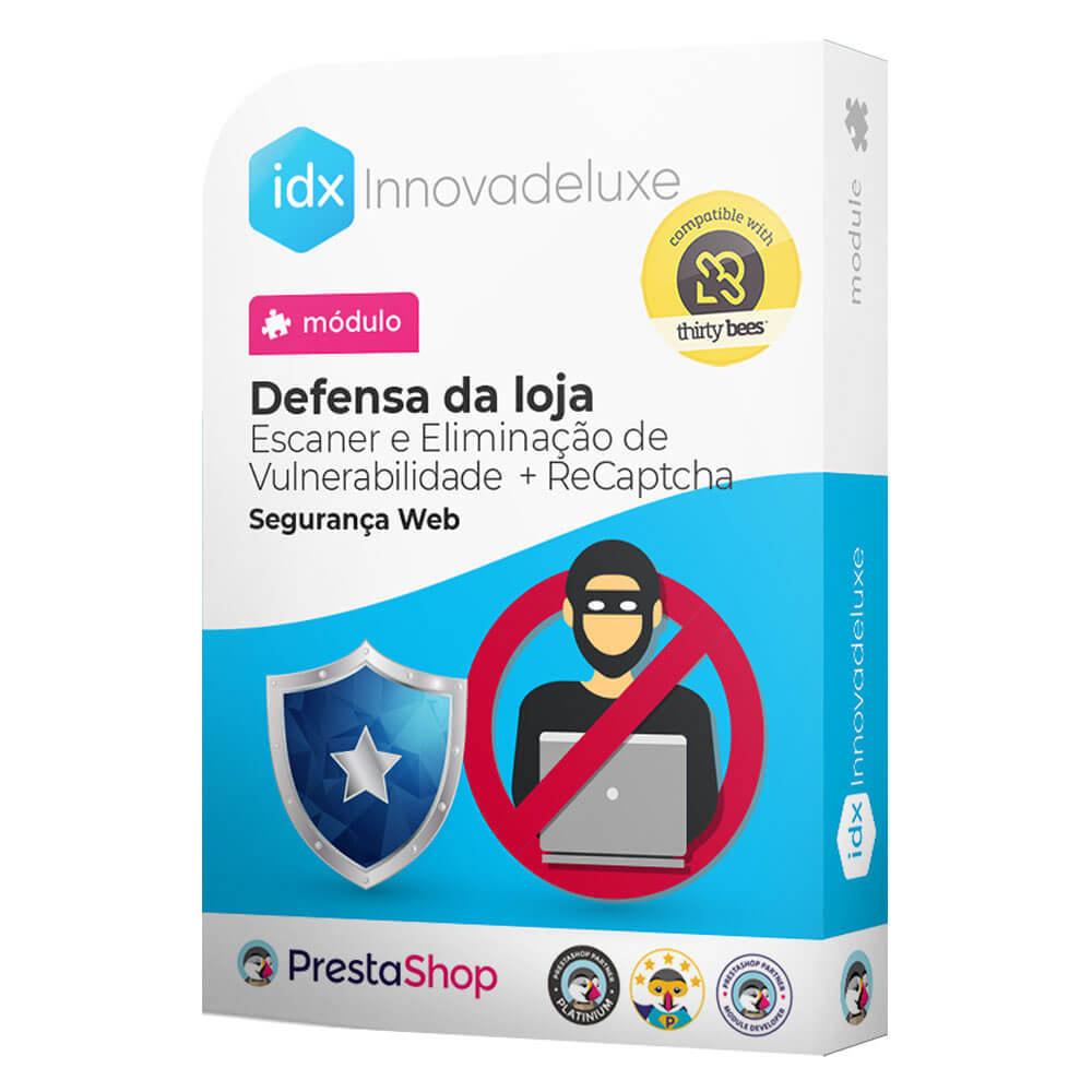 module - Administração - Store Defender (Remoção de malware + Firewall) - 1
