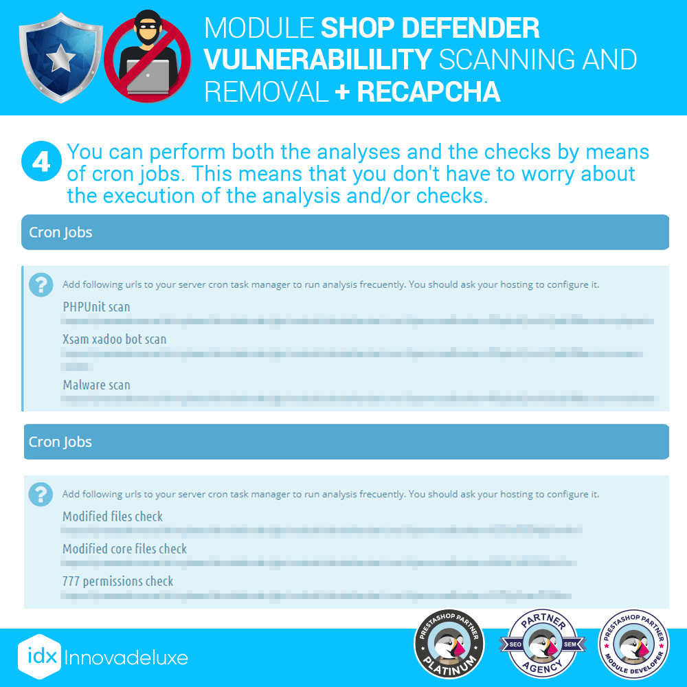module - Инструменты администрирования - Shop Defender (Malware Removal + Firewall) - 8