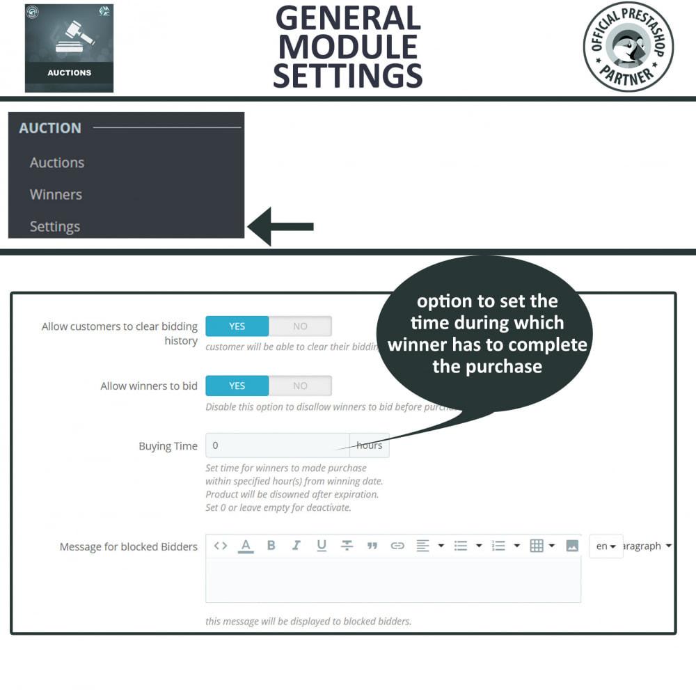 module - Criar um site de leilão - Auction Pro, Online Auctions & Bidding - 25