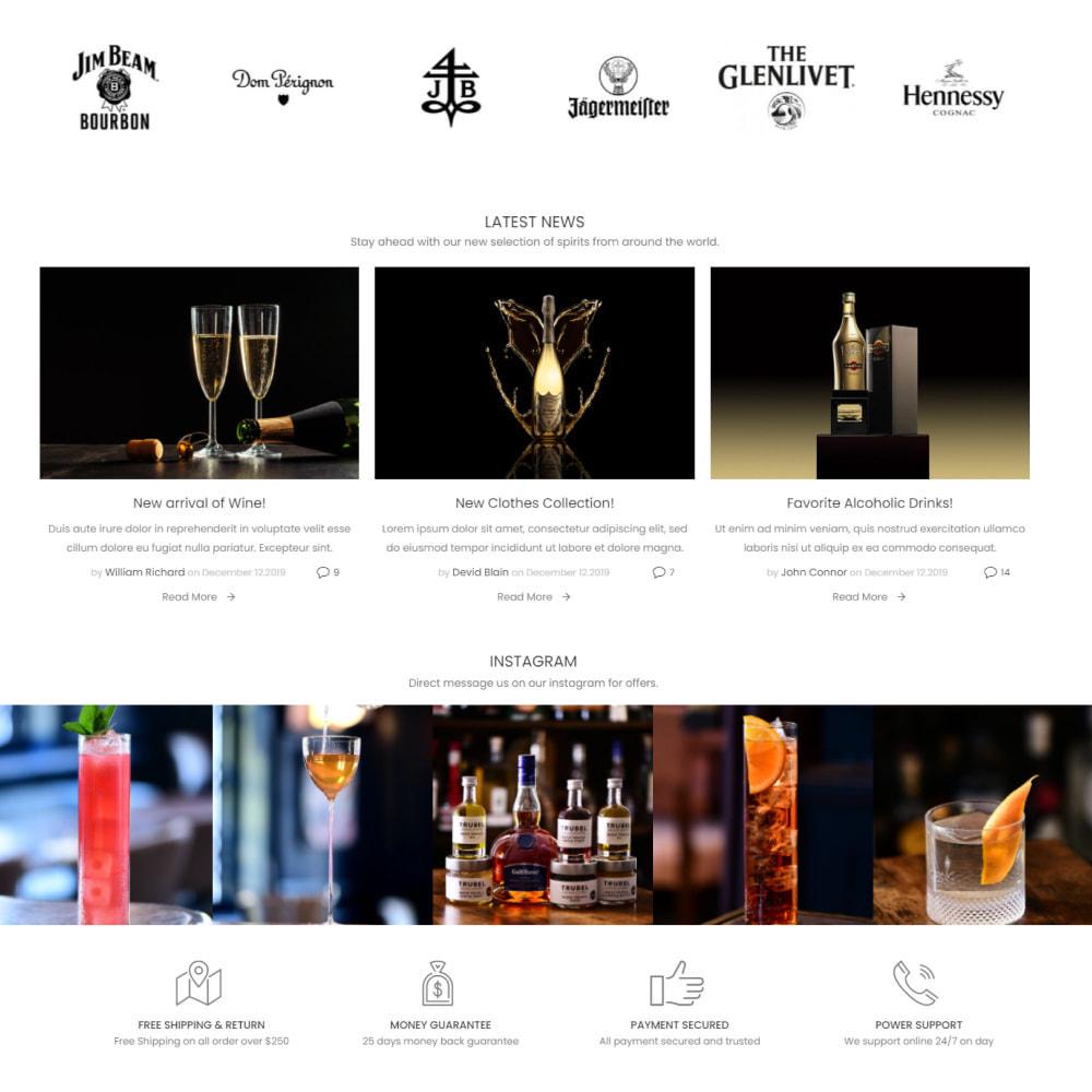 theme - Напитки и с сигареты - Alcoholic, Drinks & Tobacco - Wine, Coffee, Drinks - 4