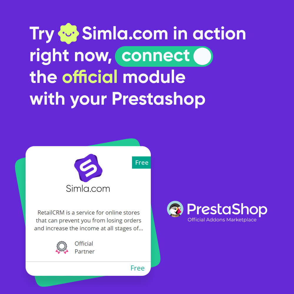 module - Order Management - Simla.com - 2