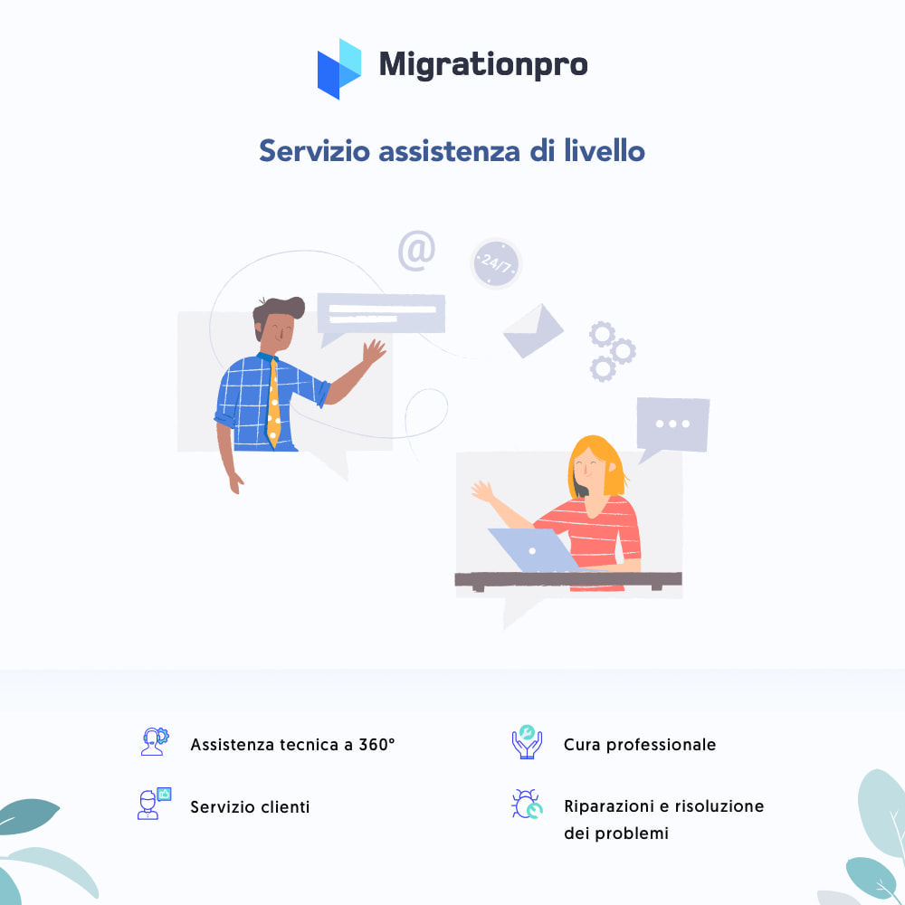module - Data Migration & Backup - Strumento di migrazione da Zen Cart a PrestaShop - 8