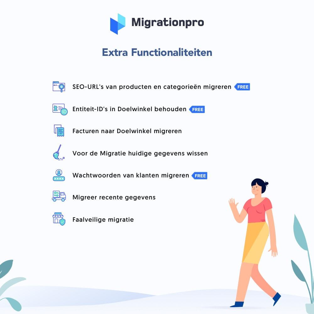module - Migratie & Backup - Zen Cart naar PrestaShop migratie tool - 5