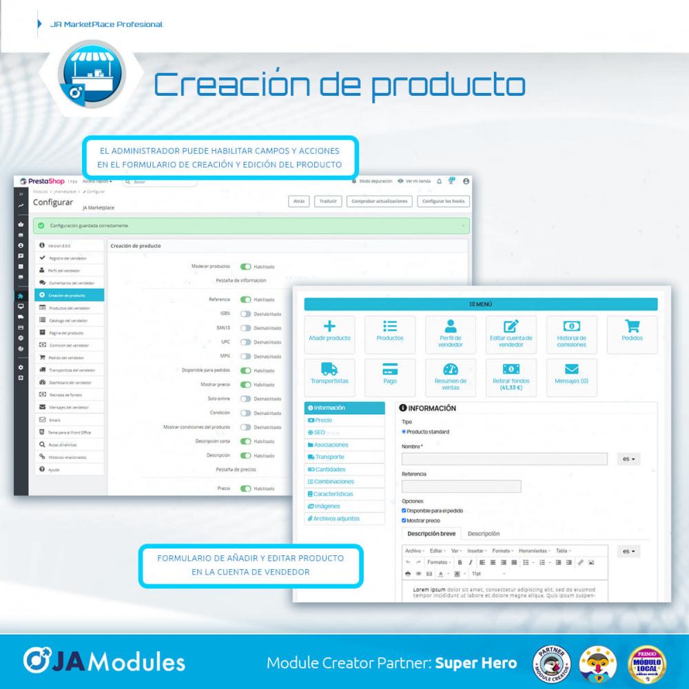 module - Creación de Marketplace - JA Marketplace PROFESIONAL - 10