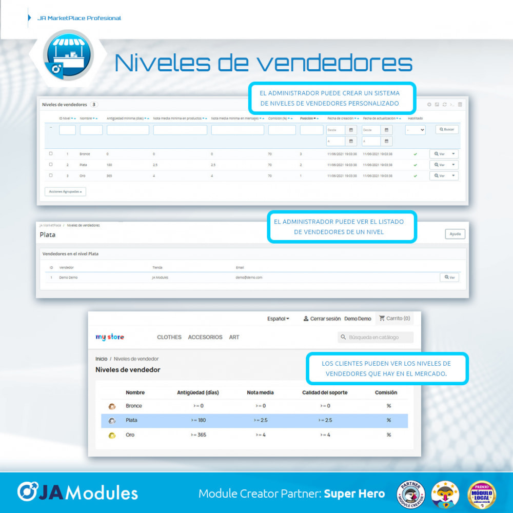 module - Creación de Marketplace - JA Marketplace PROFESIONAL - 22