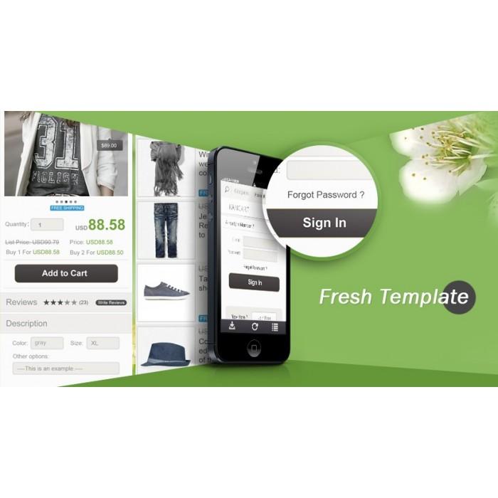 module - Mobile - Kancart Freemium HTML5 Mobile APP - 4