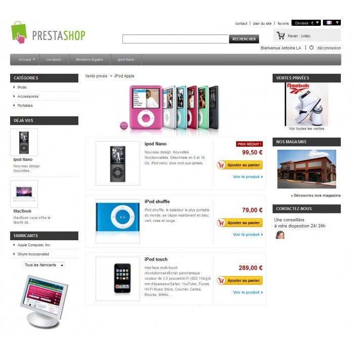 module - Flash & Private Sales - Vendite private PrestaShop - 5