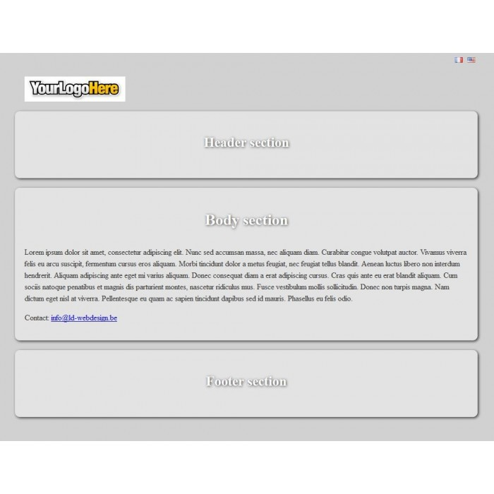module - Personalizzazione pagine - Custom maintenance pages (Coming soon) - 5