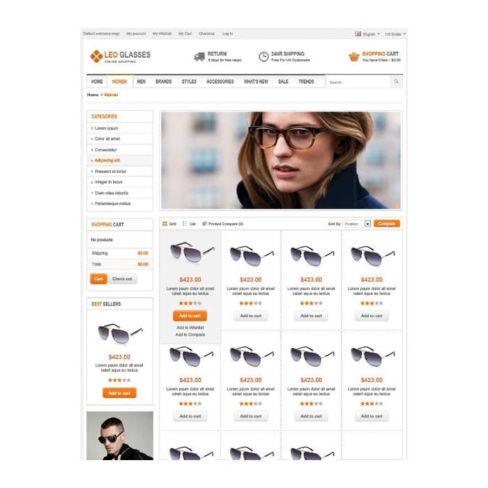 theme - Schmuck & Accesoires - Leo Glasses - 4