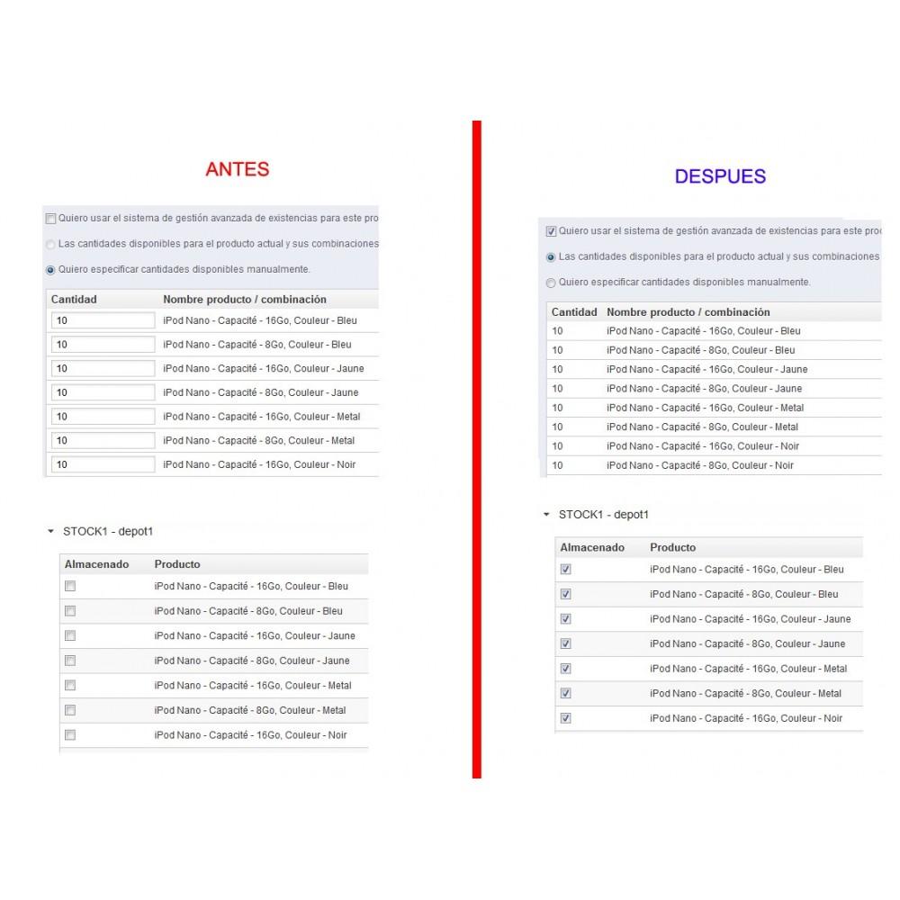 module - Gestión de Precios - VAT1 La doble indicación de precios IVA y IVA incluído - 2