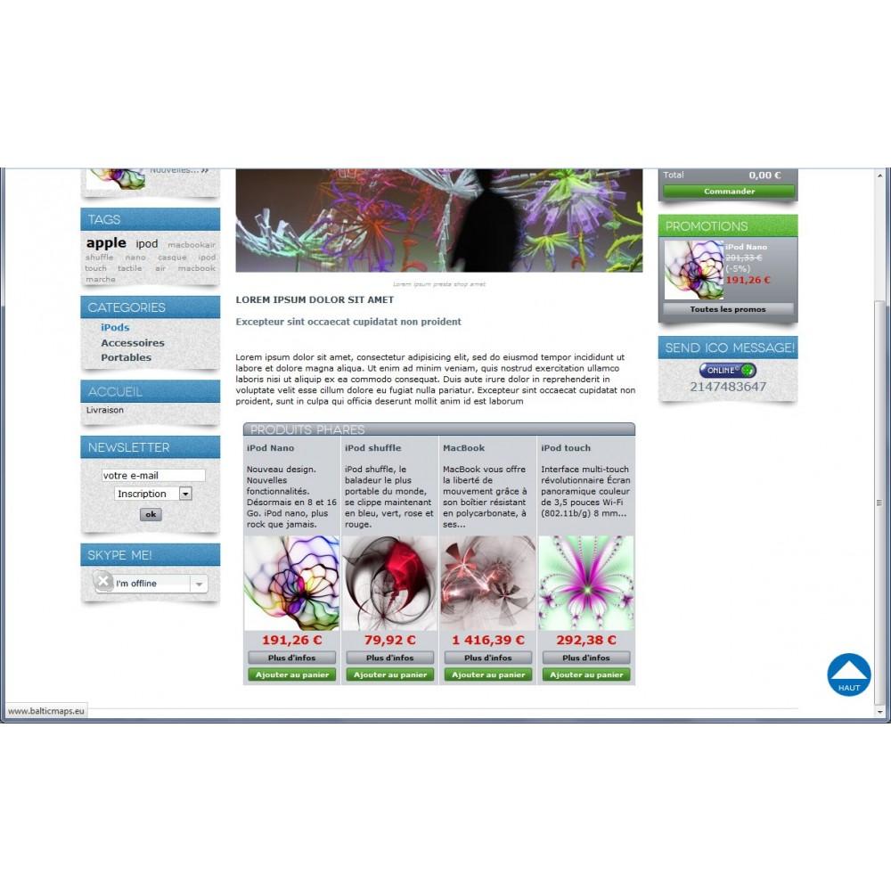 module - Инструменты навигации - ToTop  - прокрутка страницы вверх ( scroll top ) - 1