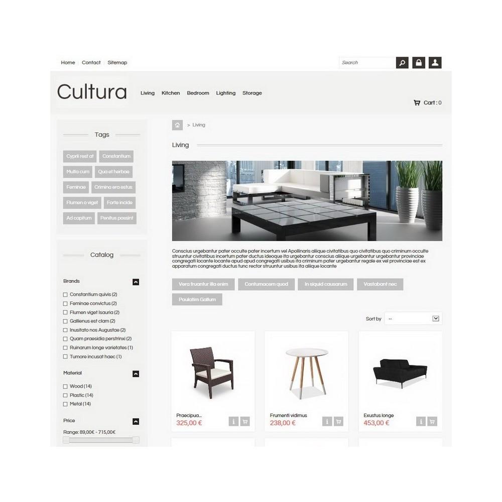 theme - Casa & Jardins - Cultura - 2