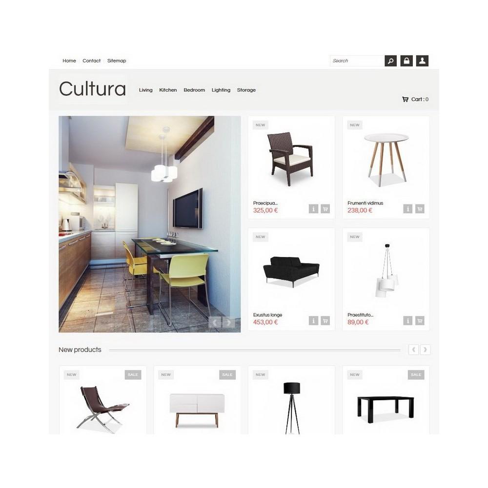 theme - Casa & Jardins - Cultura - 9