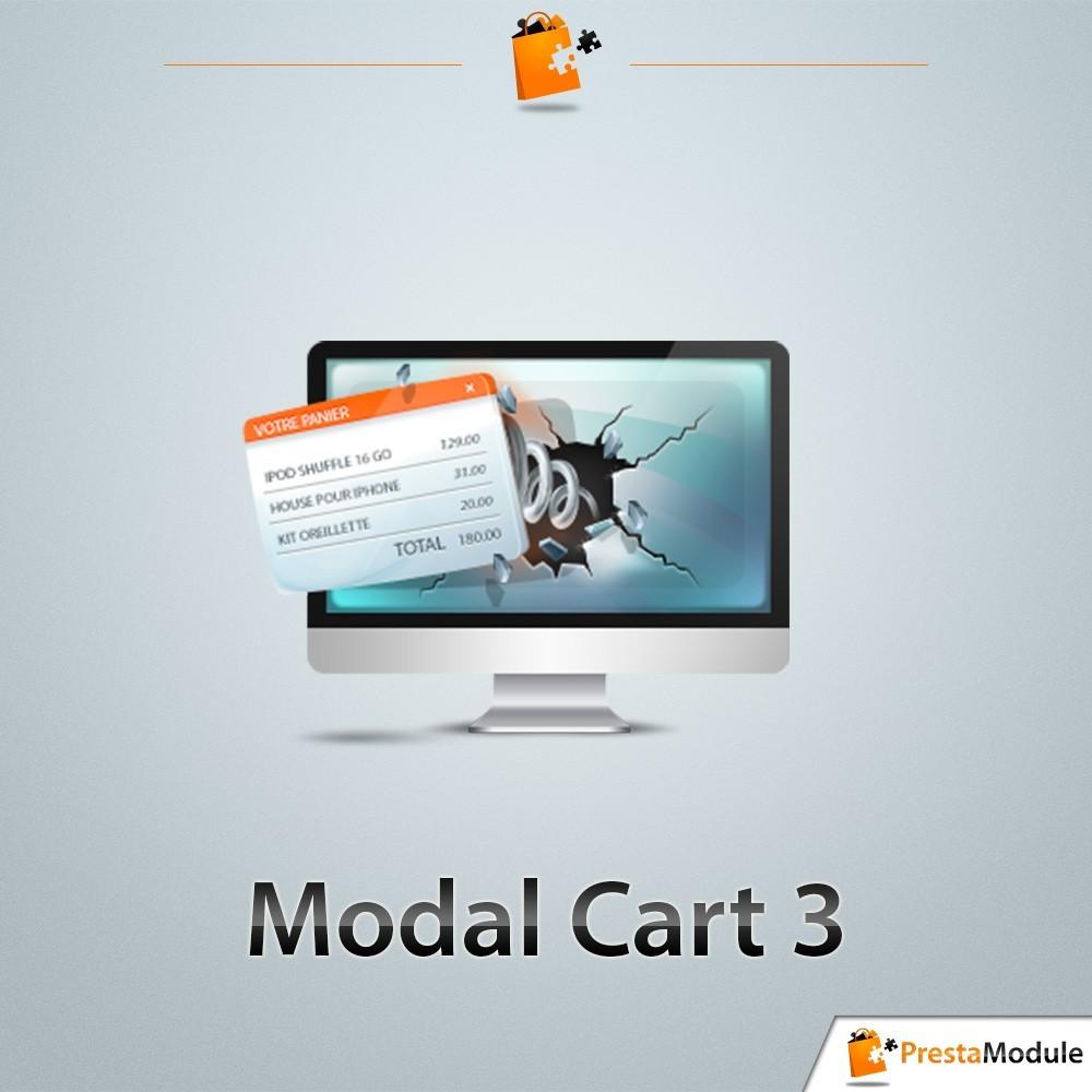 module - Ordering Process - Modal Cart 3 - 1