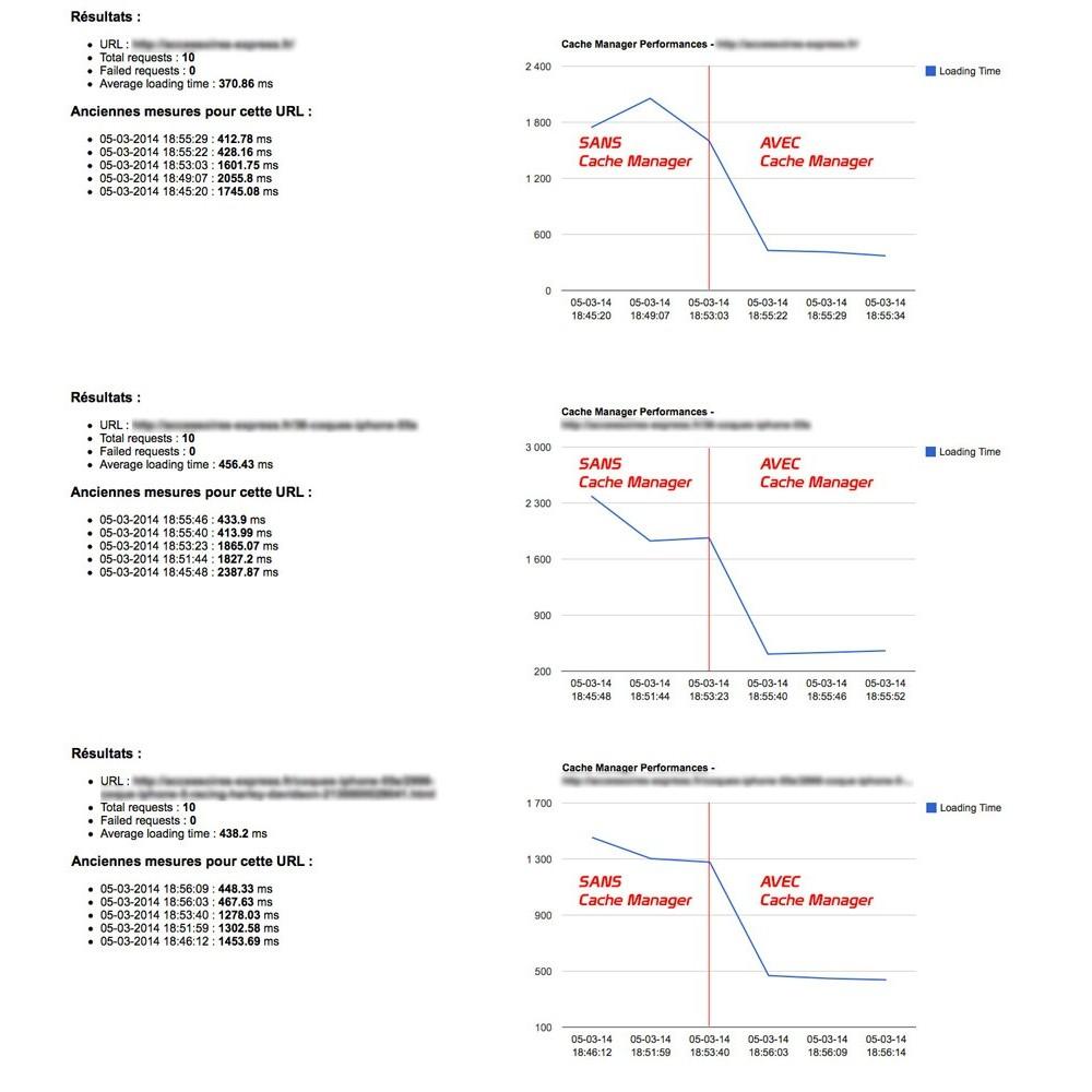 module - Performance du Site - Cache Manager - 2