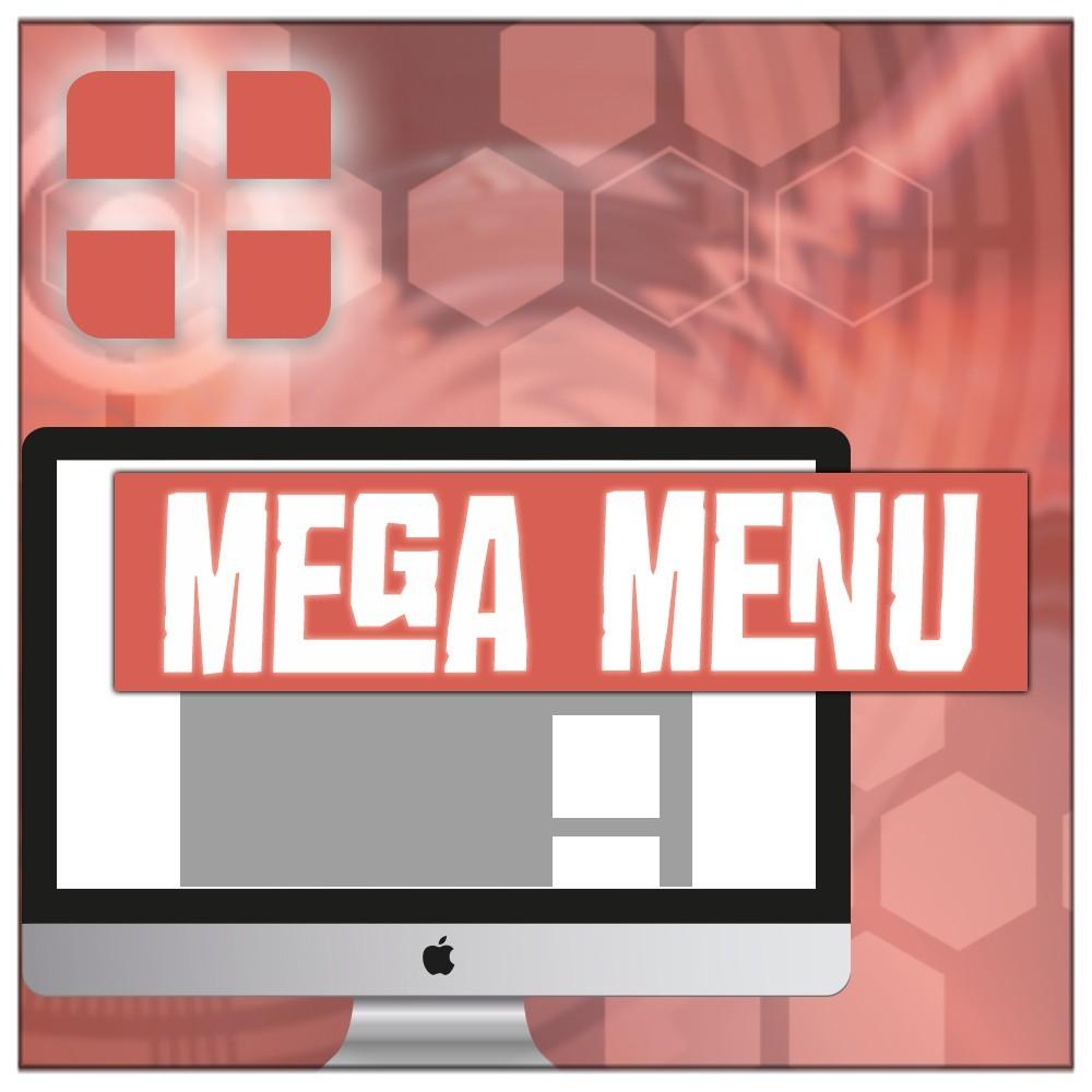 module - Menu - Mega Menu - 1