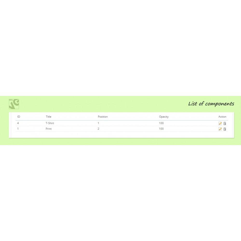module - Diversificação & Personalização de Produtos - Colorizer - 9