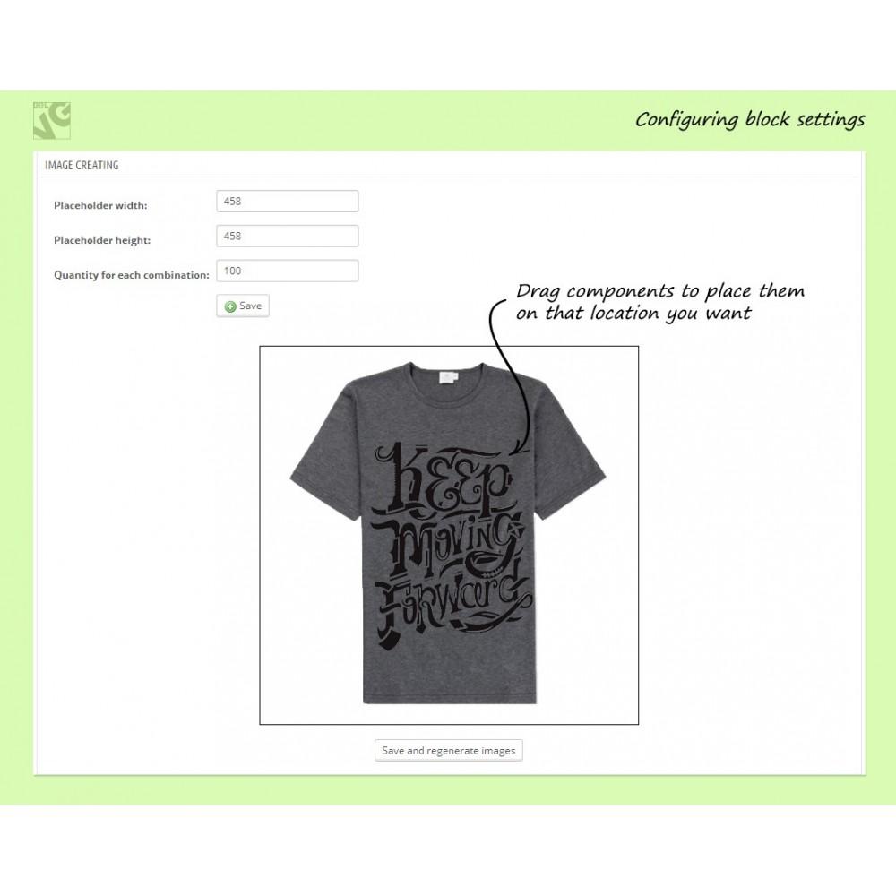 module - Combinations & Product Customization - Colorizer - 10