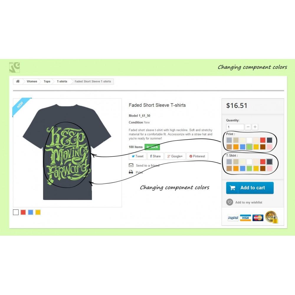 module - Combinations & Product Customization - Colorizer - 13