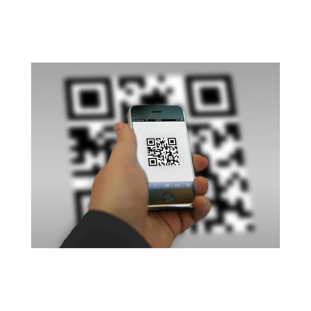 module - Mobile - Deep QR Code - 1