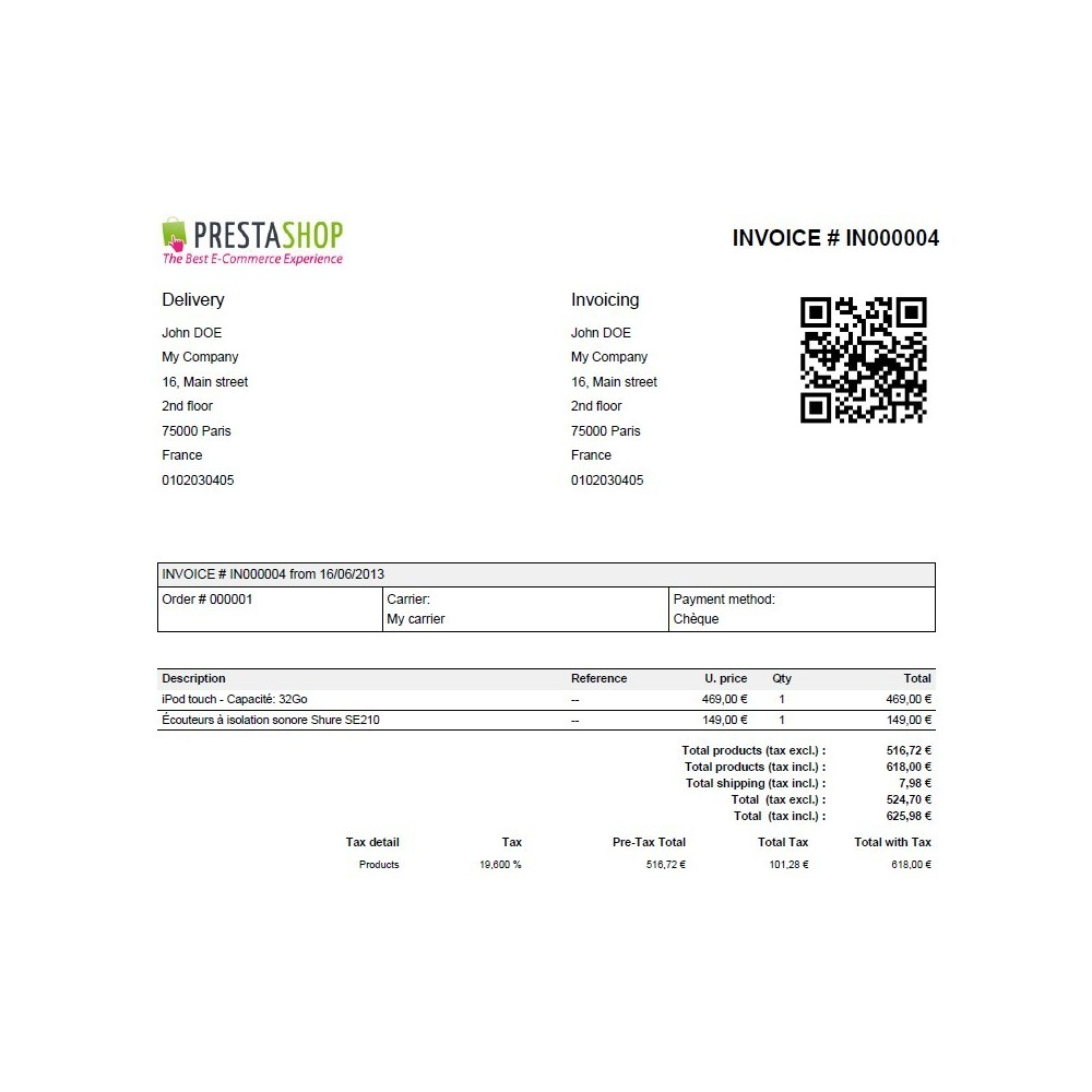 module - Dispositivos móviles - Deep QR Code - 9
