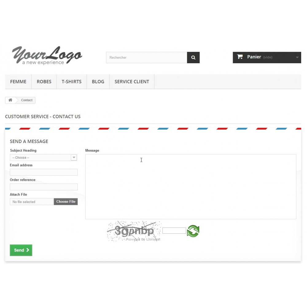 module - Veiligheid & Toegang - CaptchAdd - Add a simple captcha to your forms - 1