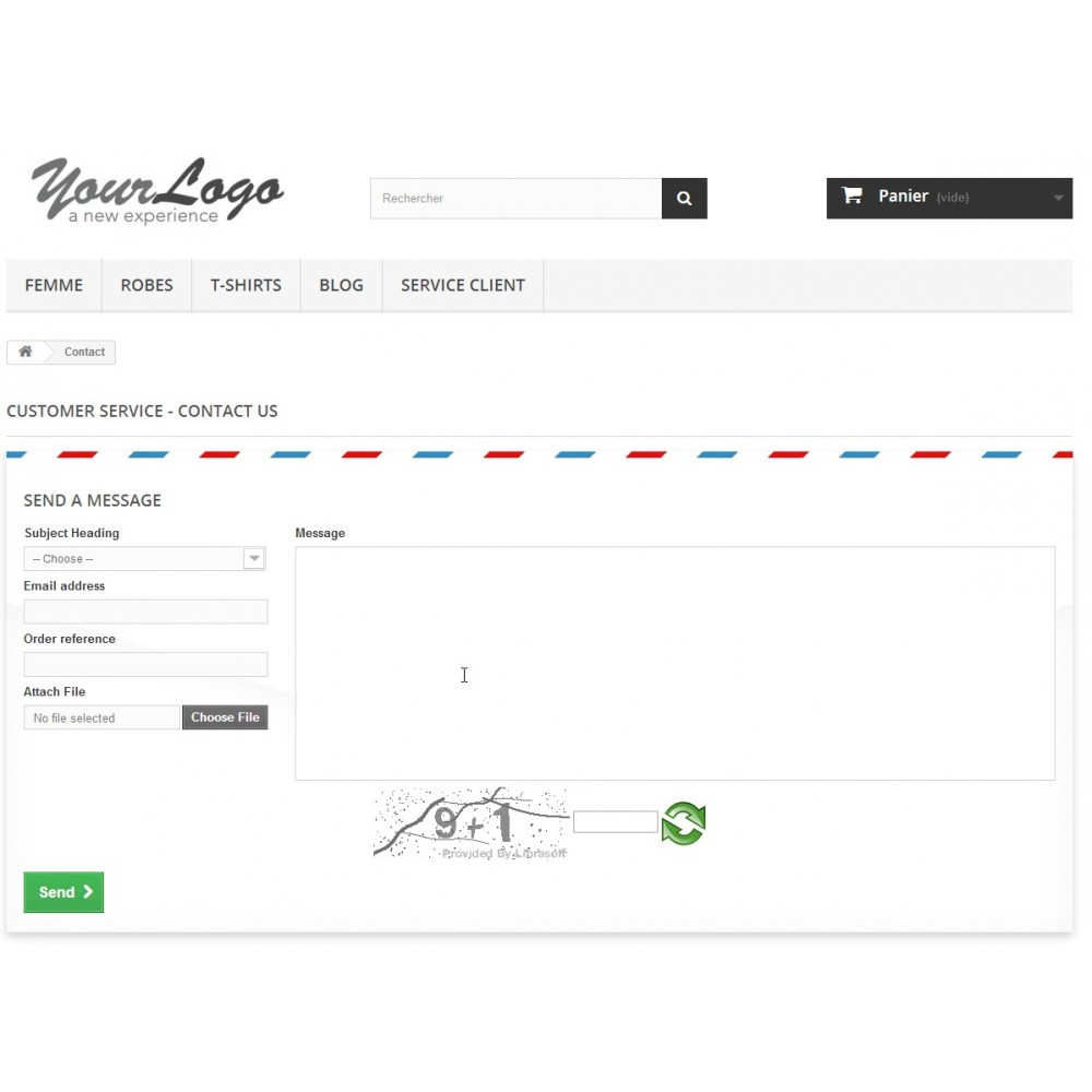 module - Veiligheid & Toegang - CaptchAdd - Add a simple captcha to your forms - 2